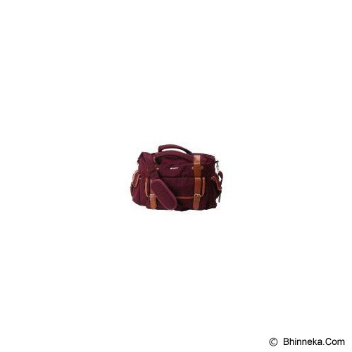 PULCHER Crux Series [H-02] - Maroon - Sling-Bag Pria
